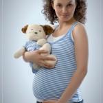 Фото беременных девушек, женщин (27)