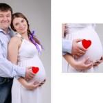 Фотосессия беременных девушек (4)
