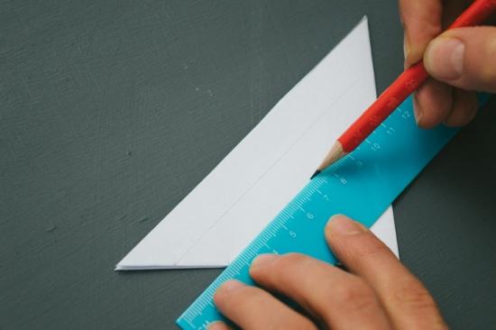 Объемные снежинки из бумаги (26)