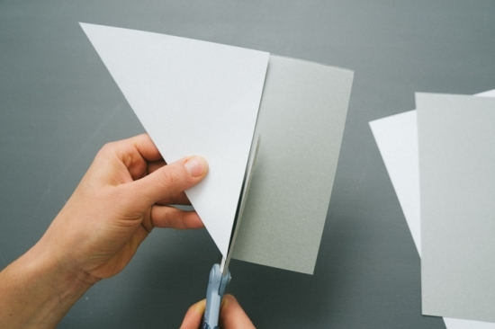 Объемные снежинки из бумаги (30)