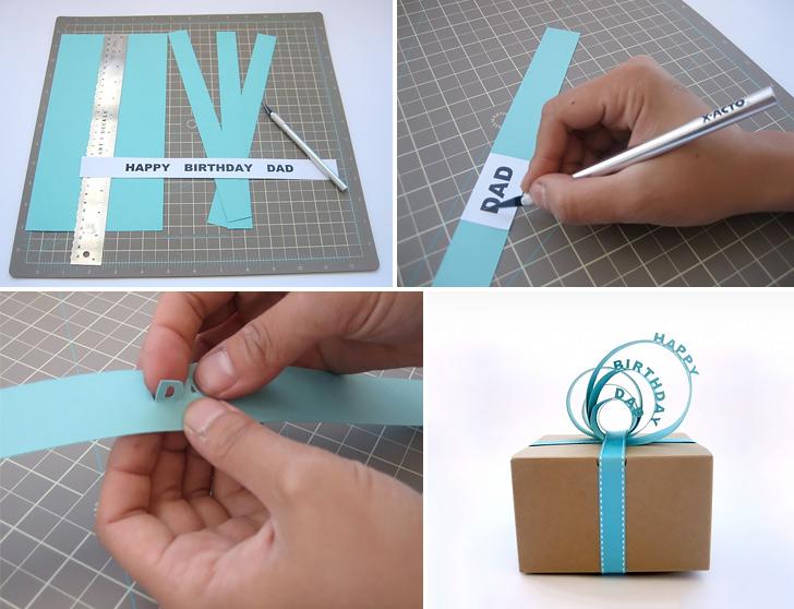Оригинальная упаковка подарков своими руками 1 (2)