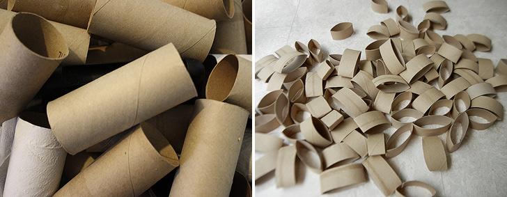 Как сделать из коробки поделки