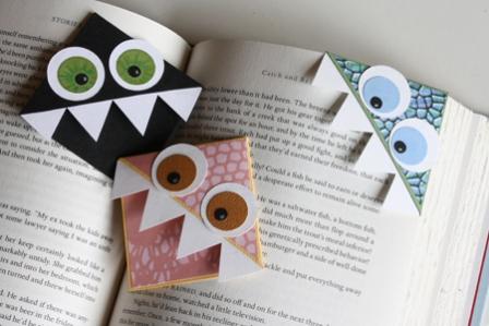 Закладки для книжек своими руками (1)