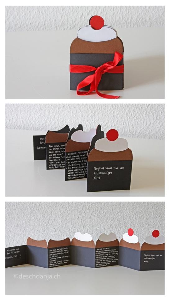 объемные открытки своими руками 1