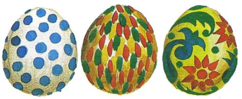 роспись пасхальных яиц (1)