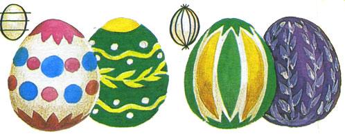 роспись пасхальных яиц (3)