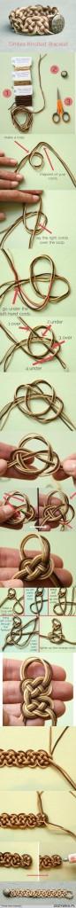 браслеты своими руками из шнурков схемы (1)