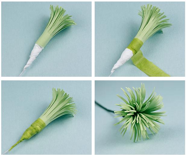 Поделки своими руками оригами цветок