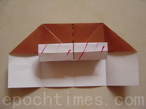 Оригами из бумаги поэтапно пианино (3)