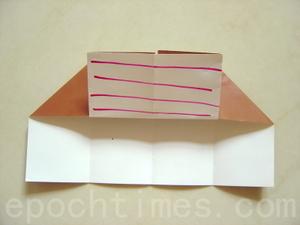 Оригами из бумаги поэтапно пианино (4)