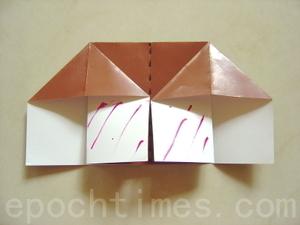 Оригами из бумаги поэтапно пианино (5)