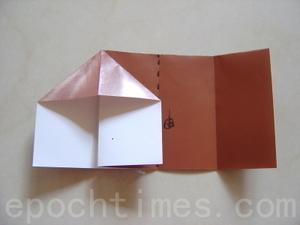 Оригами из бумаги поэтапно пианино (6)
