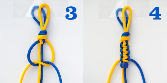 Плетение из шнура схемы (2)