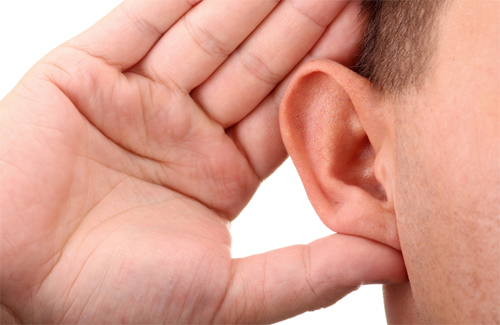 Слабослышащий ребенок