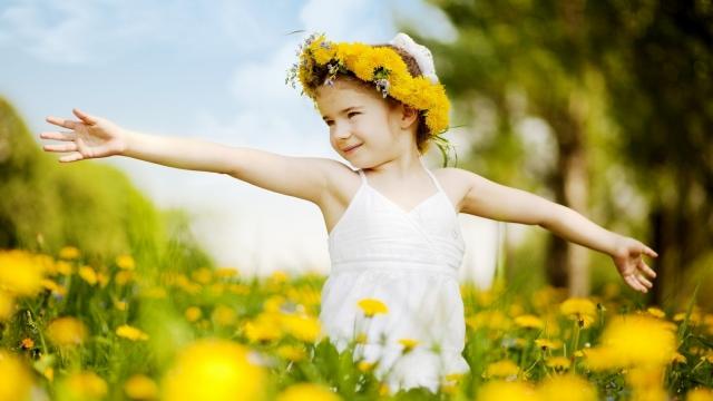 Стихи про цветы для детей короткие 4