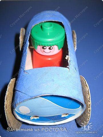 игрушки из рулонов туалетной бумаги (10)