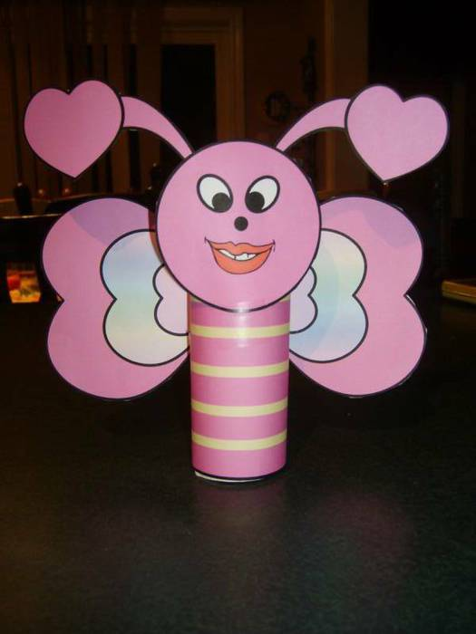 игрушки из рулонов туалетной бумаги (11)