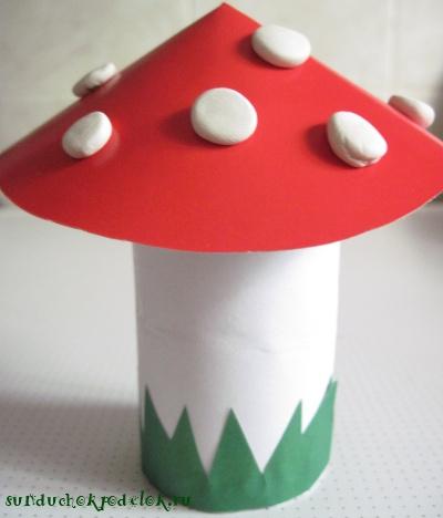 игрушки из рулонов туалетной бумаги (13)