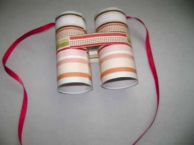 игрушки из рулонов туалетной бумаги (2)