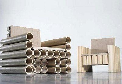 поделки из рулонов туалетной бумаги (2)