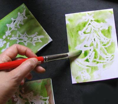 Новогодние поделки елка (1)