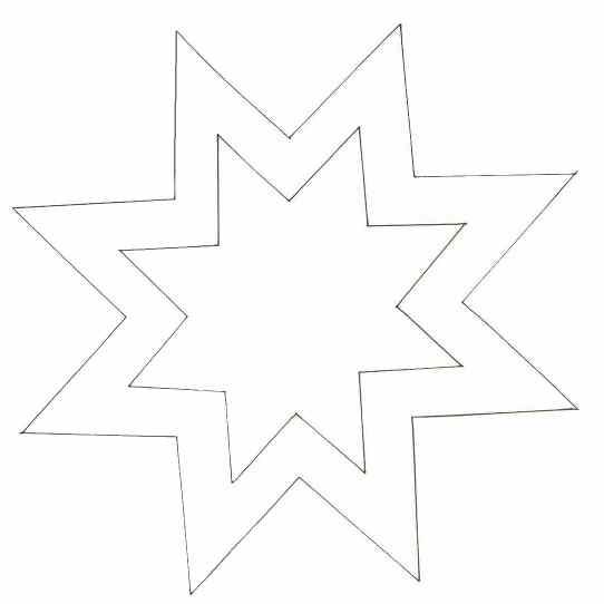 Новогодние поделки из бумаги (4)