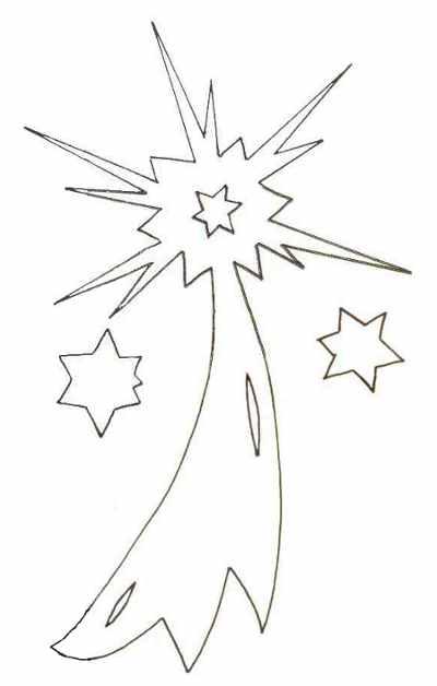 Новогодние поделки из бумаги (7)