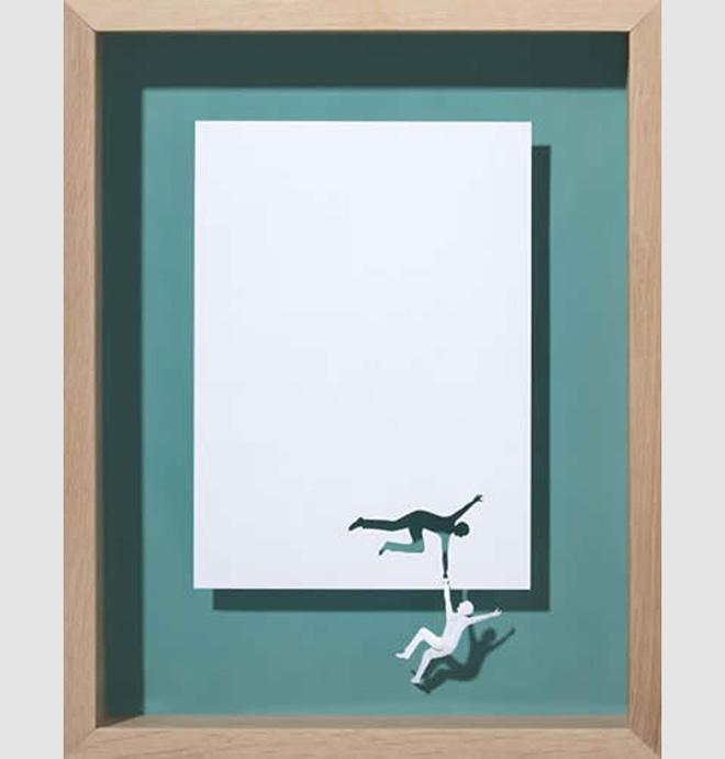 Простые киригами из бумаги схемы (7)