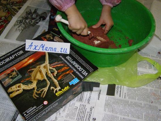 игры раскопки динозавров (4)
