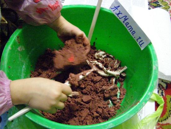 игрушки для детей раскопки динозавров отзывы фото