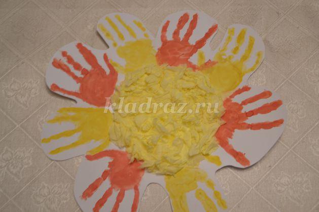 Летние поделки своими руками солнышко (6)