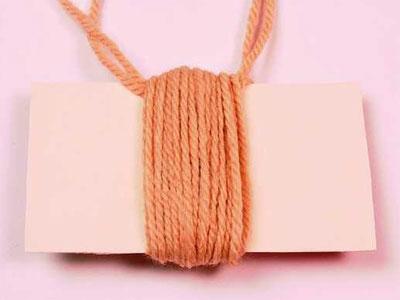 Цветы из ниток одуванчики (7)