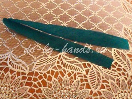 Весенние цветы из бумаги гиацинты (14)