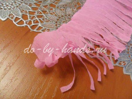 Весенние цветы из бумаги гиацинты (8)