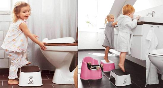 Как приучить ребенка к туалету 1