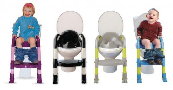 Как приучить ребенка к туалету 2