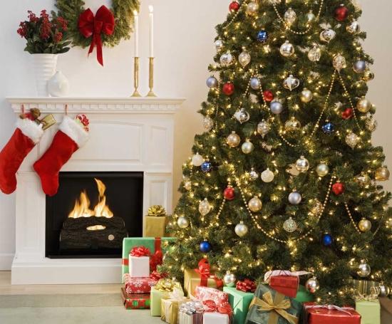 Короткие детские стихи про новогоднюю елку (2)