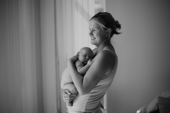 Послеродовая депрессия или радость материнства