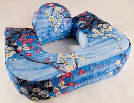 Подушка для кормления двойни фото (2)