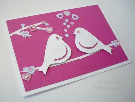 открытка сердце своими руками (4)