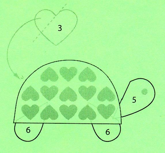 открытка сердце своими руками (8)