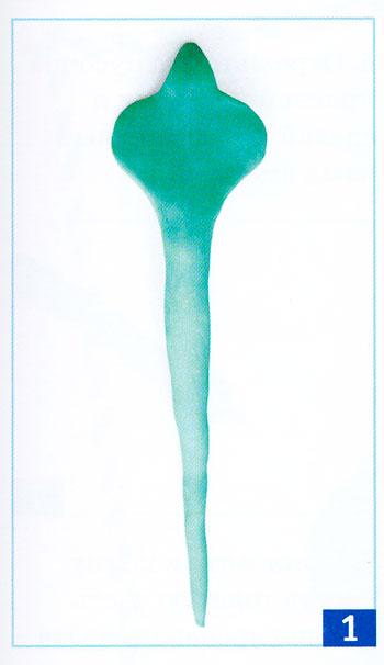 змея из пластилина (13)