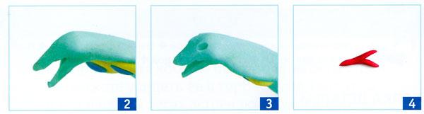 змея из пластилина (16)