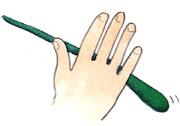змея из пластилина (3)