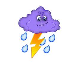 Почему гремит гром и сверкает молния