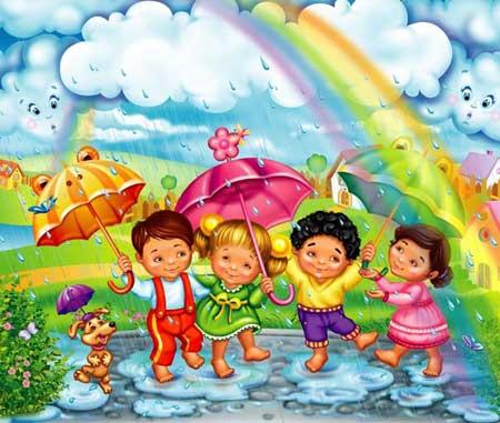 Стихи про дождь короткие 1