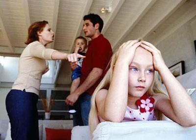 Влияние стресса на ребенка