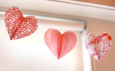 Гирлянды с сердечками (1)
