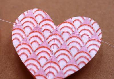 Гирлянды с сердечками (3)