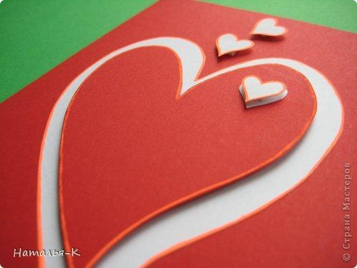 Открытки сердечки своими руками (15)